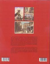 Maroc courrier postal 1912-56 - 4ème de couverture - Format classique