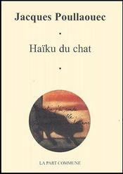 Haïku du chat - Couverture - Format classique
