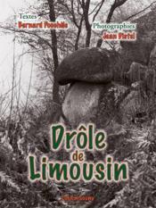 Drôle de Limousin - Couverture - Format classique