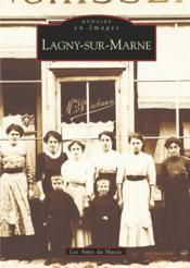 Lagny-sur-Marne - Couverture - Format classique