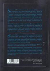 Dans les traces d'hercule : les voies t ransalpines du mont cenis et du petit st - 4ème de couverture - Format classique