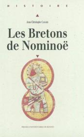 Les Bretons de Nominoë - Couverture - Format classique