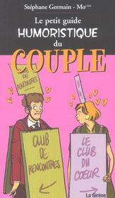 Le petit guide humoristique du couple - Intérieur - Format classique