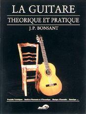 La guitare théorique et pratique - Couverture - Format classique