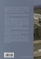 Ponts mixtes acier-béton ; un guide pour des ouvrages innovants - 4ème de couverture - Format classique
