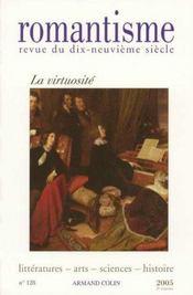 Romantisme N.128 ; La Virtuosité - Intérieur - Format classique