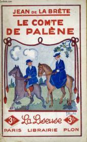 Le Comte De Palene - Couverture - Format classique