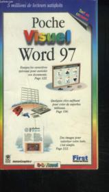 Word 97 Poche Visuel - Couverture - Format classique