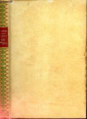 Ecrit Sur Le Sable - Couverture - Format classique