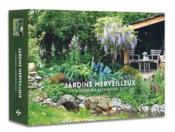 L'agenda-calendrier ; jardins merveilleux (édition 2021) - Couverture - Format classique