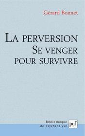 La perversion - Intérieur - Format classique