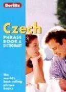 Czech ; guide de conversation tcheque pour les anglais - Couverture - Format classique