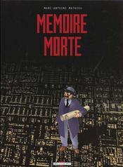 Mémoire morte - Intérieur - Format classique