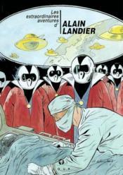 Alain landier t.1 - Couverture - Format classique