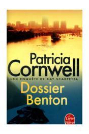 Dossier Benton - Couverture - Format classique