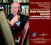 L'anthologie sonore - Couverture - Format classique