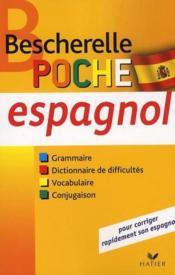 Bescherelle poche espagnol - Couverture - Format classique