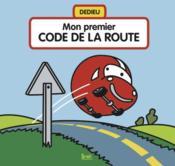 Mon premier code de la route - Couverture - Format classique