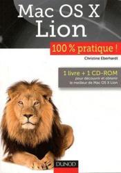 Mac OS X Lion - Couverture - Format classique