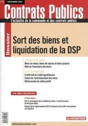 Revue Actualite Commande Contrats Publics N.115 - Couverture - Format classique