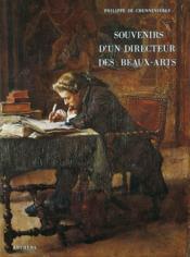 Souvenirs d'un directeur des Beaux-Arts - Couverture - Format classique
