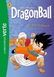 Dragon ball t.8 ; les concurrents - Couverture - Format classique