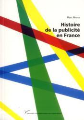 Histoire de la publicité en France - Couverture - Format classique