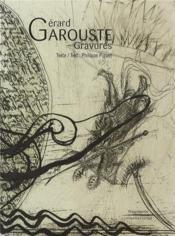 Gérard Garouste - Couverture - Format classique