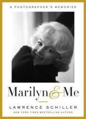 Marilyn & Me /Anglais - Couverture - Format classique
