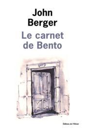 Le carnet de Bento - Couverture - Format classique