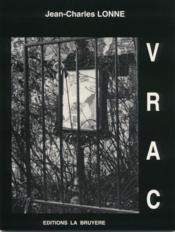 Vrac - Couverture - Format classique