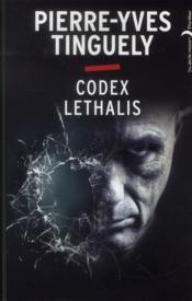 Codex lethalis - Couverture - Format classique