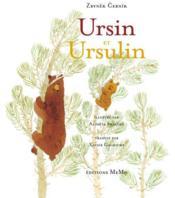 Ursin et Ursulin - Couverture - Format classique