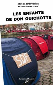 Les enfants de Don Quichotte - Couverture - Format classique