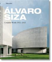 Álvaro Siza ; complete works 1952-2013 - Couverture - Format classique
