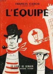 L'Equipe. Le Livre De Demain N° 17. - Couverture - Format classique