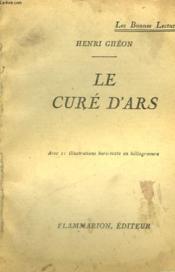 Le Saint Cure D'Ars. - Couverture - Format classique