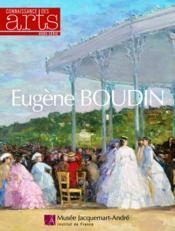 CONNAISSANCE DES ARTS ; Eugène Boudin - Couverture - Format classique