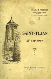 Saint-Tujan Au Cap Sizun - Couverture - Format classique