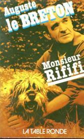 Monsieur Rififi - Couverture - Format classique