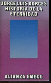 Historia De La Eternidad - Couverture - Format classique