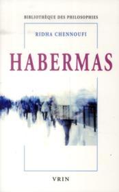Habermas ; la raison publique - Couverture - Format classique