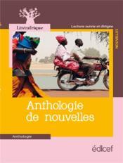 Anthologie de nouvelles littérafrique - Couverture - Format classique