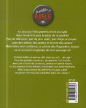 Mortelle Adèle T.7 ; pas de pitié pour les nazebroques ! - 4ème de couverture - Format classique