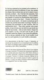 Se révolter si necessaire ; textes et discours (1952-2010) - 4ème de couverture - Format classique