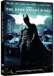 Batman - The Dark Knight Rises - Couverture - Format classique