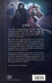 Les pions de l'apocalypse t.2 ; le rêve - 4ème de couverture - Format classique