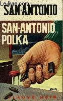 San-Antonio - Couverture - Format classique