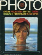 Photo N° 2 - Special Projecteurs ¿photo Et Cinema Nouveau - Film En Couleur Ultra-Rapide - Francoise Hardy - Couverture - Format classique