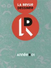 La revue dessinée ; COFFRET N.1 A N.4 - Couverture - Format classique